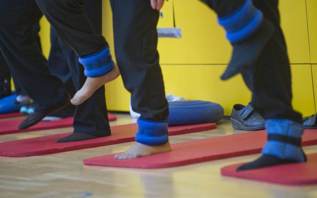 ¡Stop Caídas! 3. Recomendaciones para el plan de ejercicios